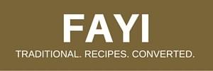 Fayi Logo