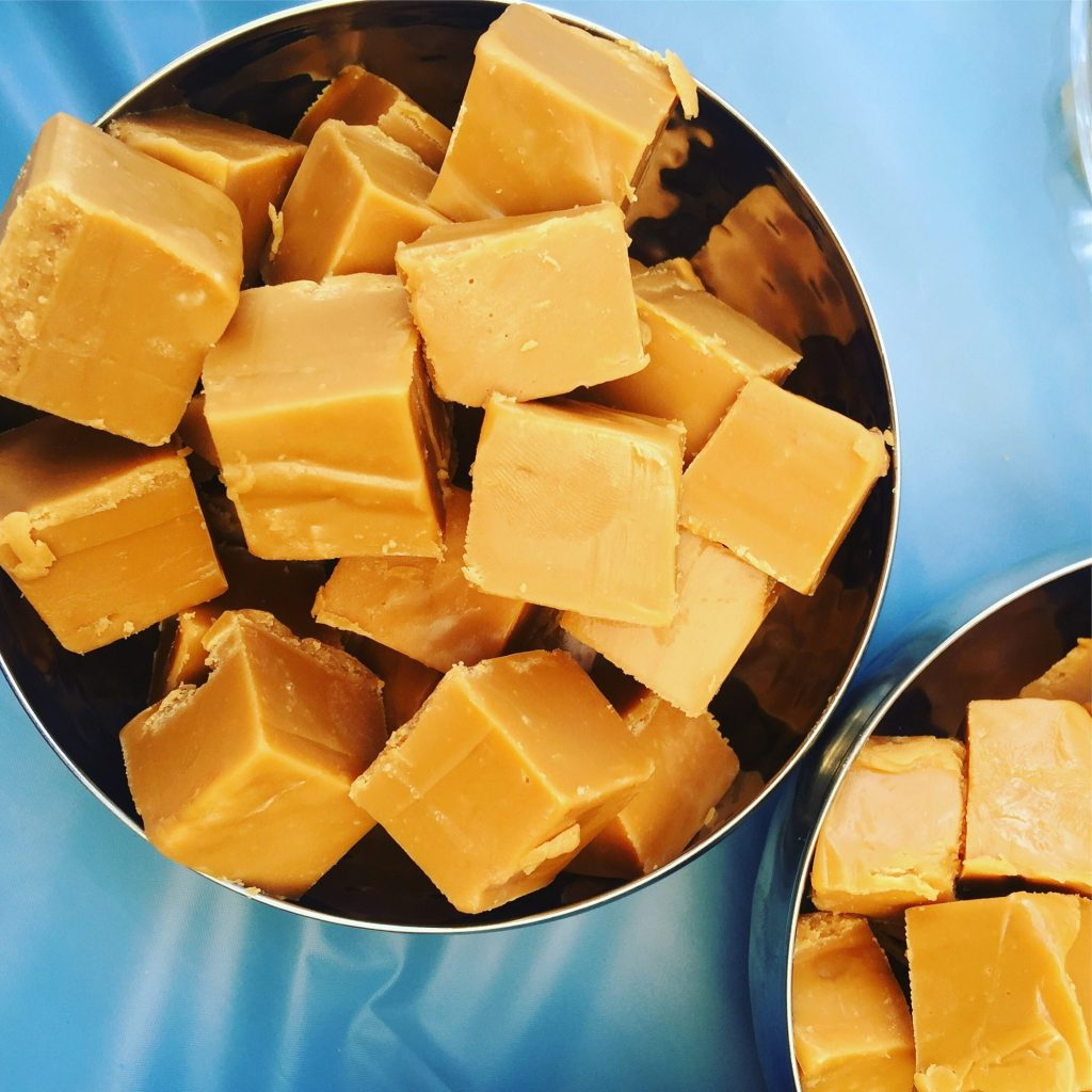 Salted Caramel Fudge Thermomix