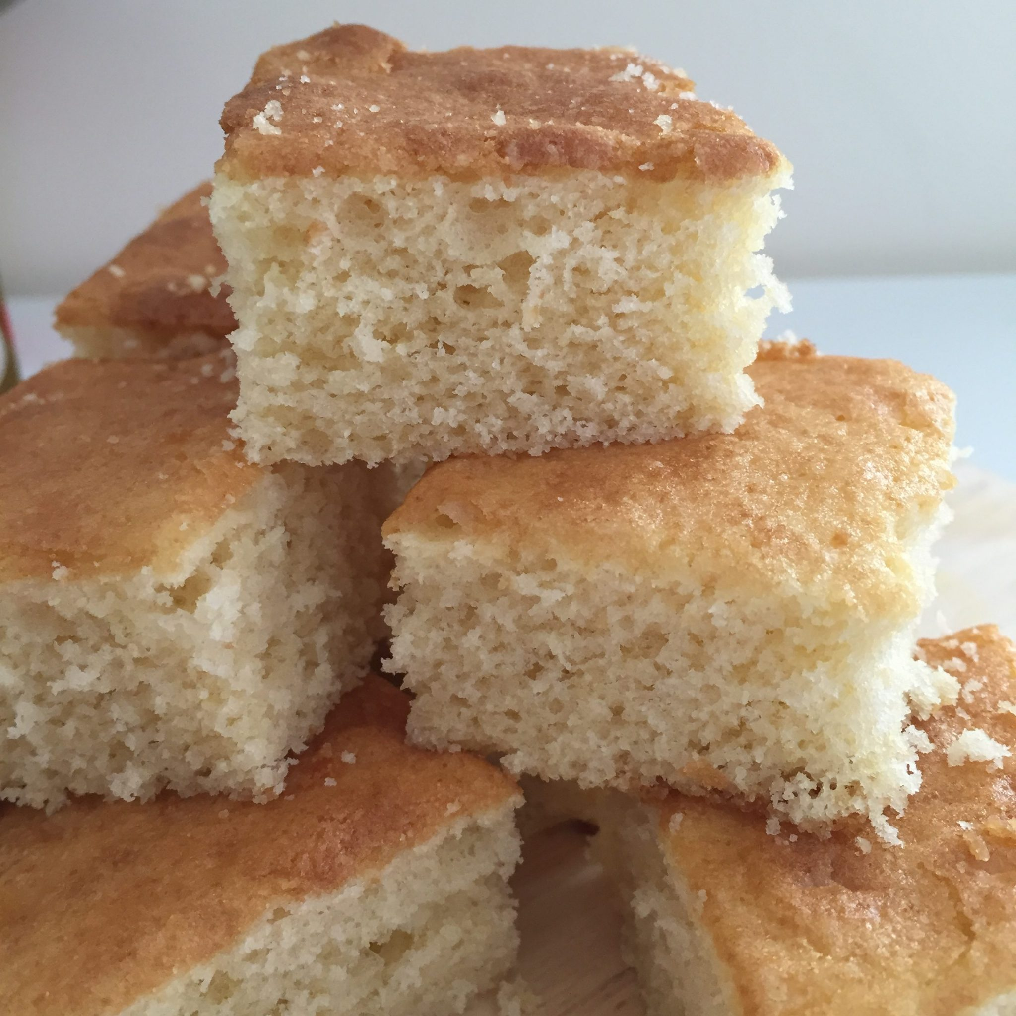 Vanilla Sponge Cake - Recipe For Your Thermomix