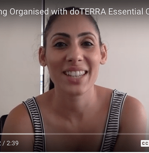 3 Tips To Get Organised With doTerra Essential Oils