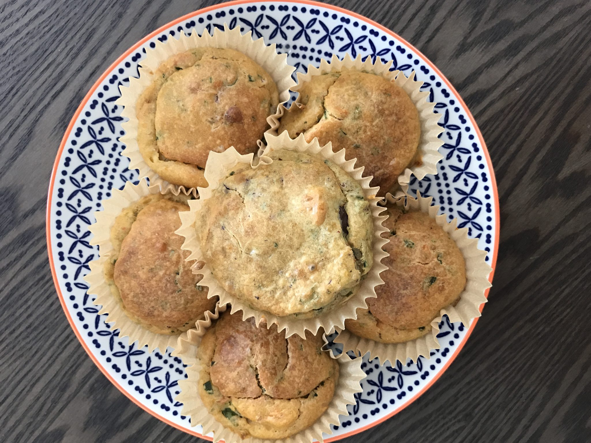 Greek Savoury Muffins Thermomix Recipe