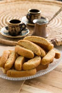 Paximadia Sweet Bread Rusks   Mezze   Fayi Cookbooks