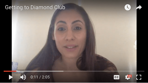 Getting to Diamond Club with doTERRA