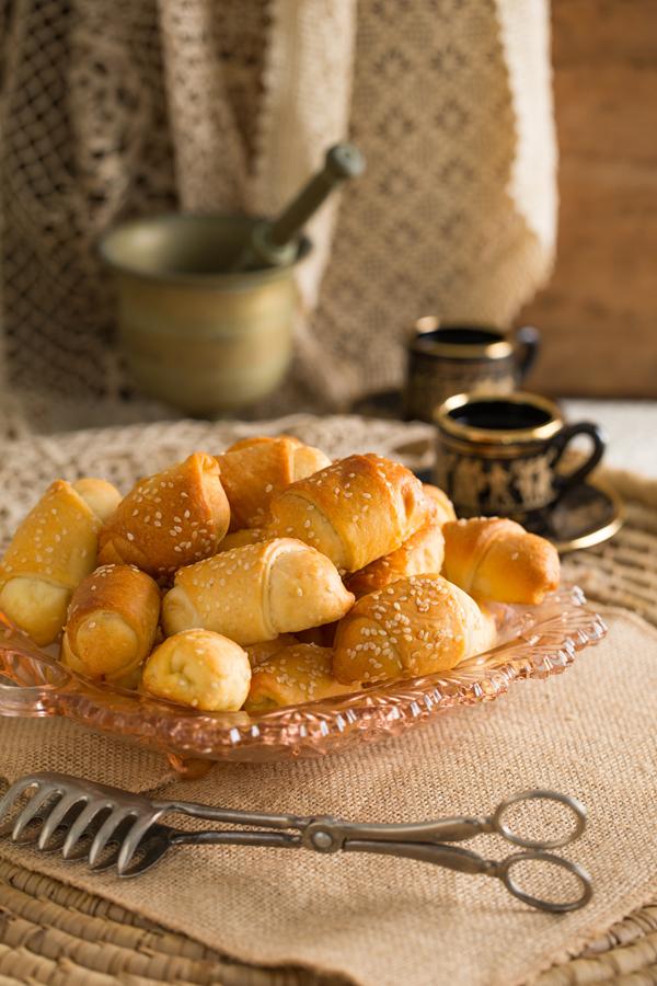 Thermomix Anari Tiropita Small Ricotta Pastries