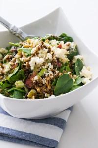 Thermomix Apple, Raisin and Walnut Salad