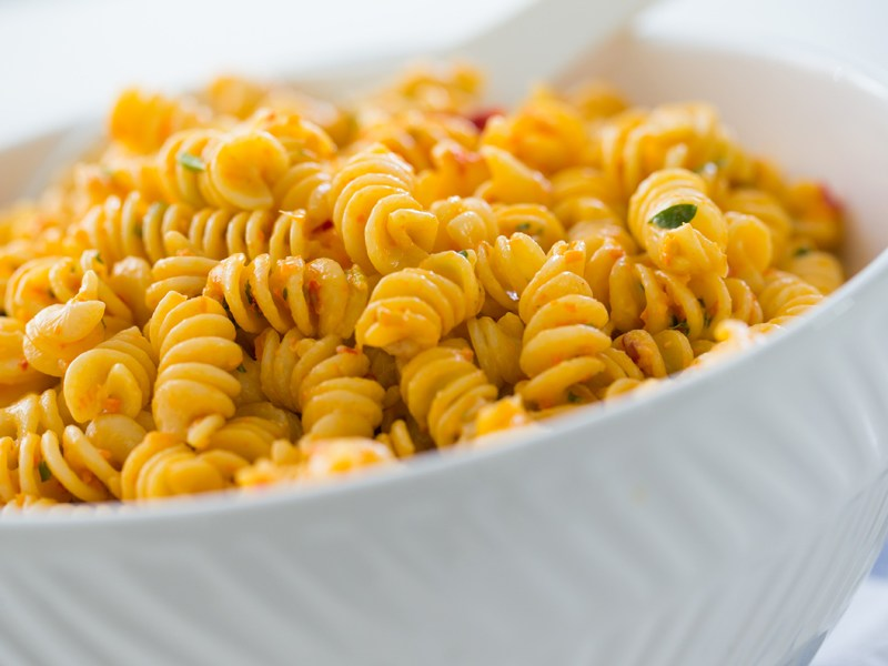 Thermomix Pasta Salad With Homemade Mayonnaise