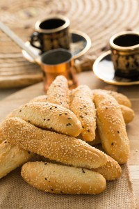 Thermomix Paximadia Bread Sticks
