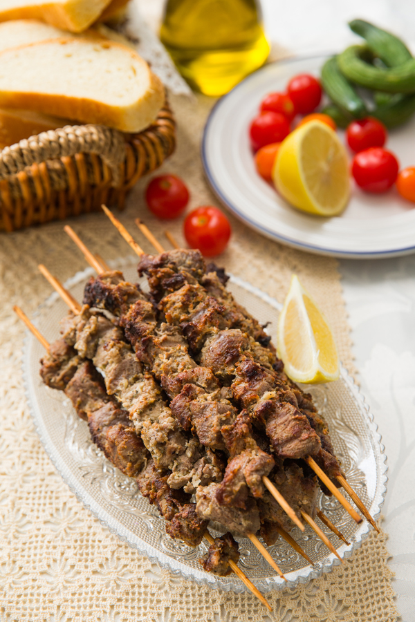 Thermomix Souvlaki Pork Marinade
