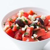 Thermomix Watermelon & Ricotta Salad