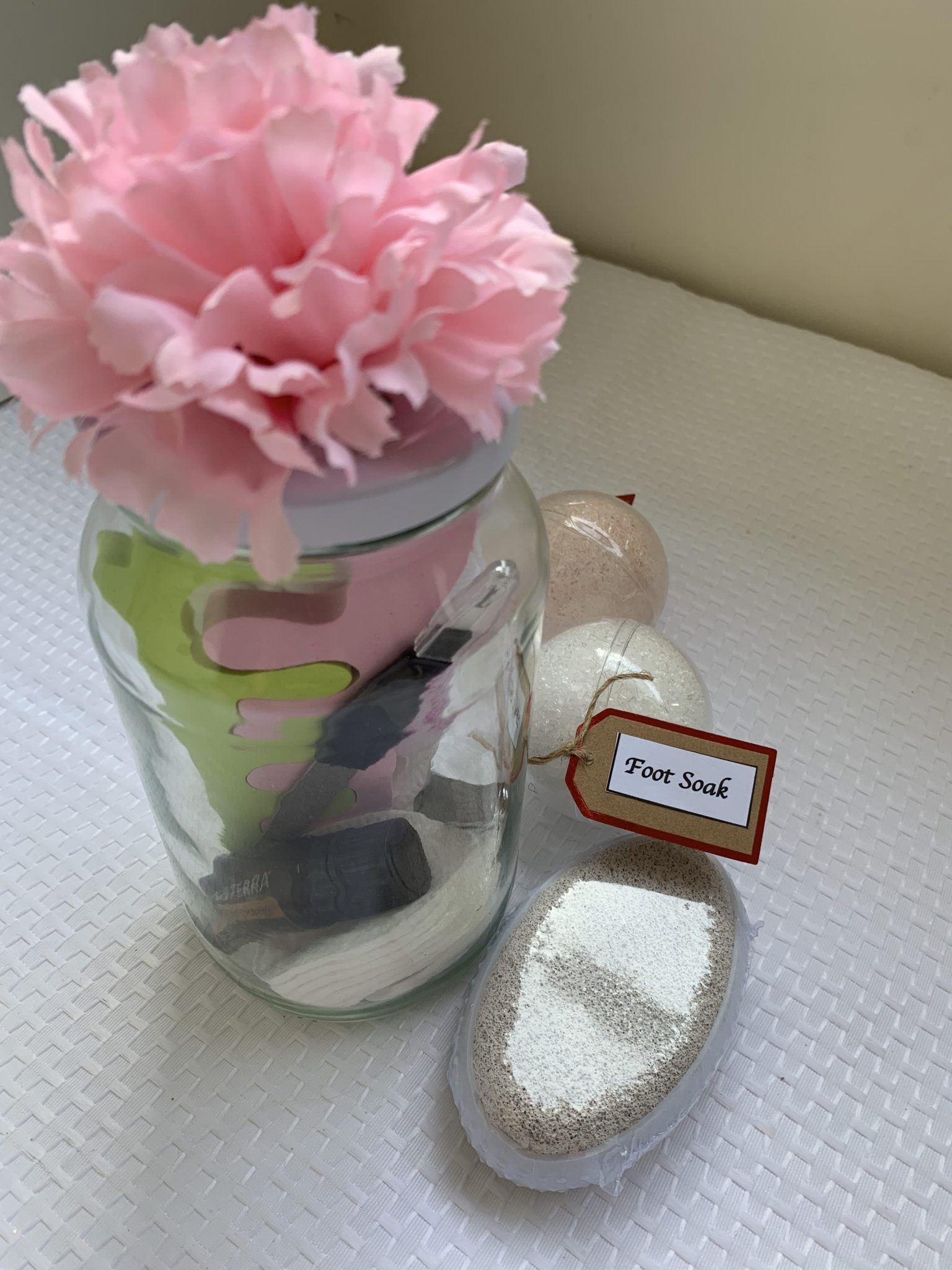 doTERRA Foot Pamper Gift