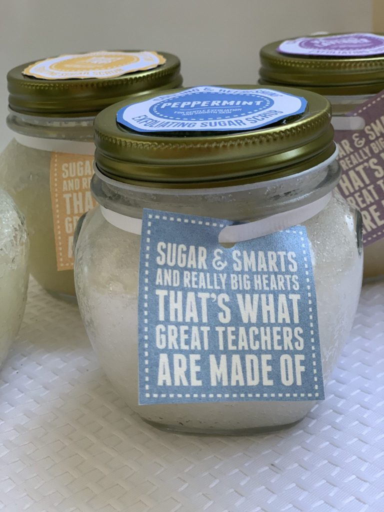 doTERRA Gifts in a Jar