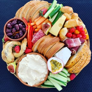 Grazing Plate