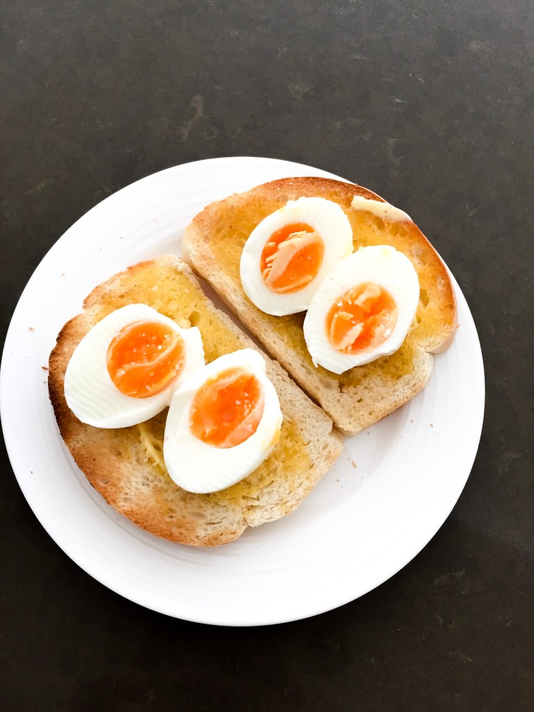 Thermomix Soft Boiled Eggs
