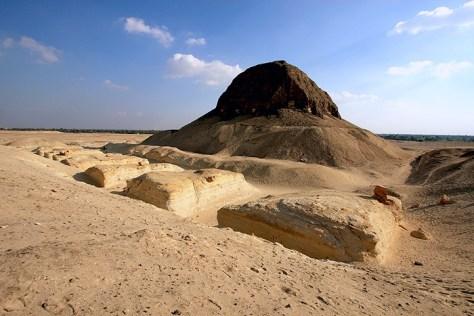 El Lahun Pyramid