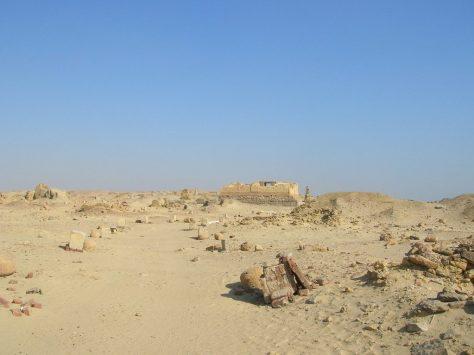 Ancient town of Karanis