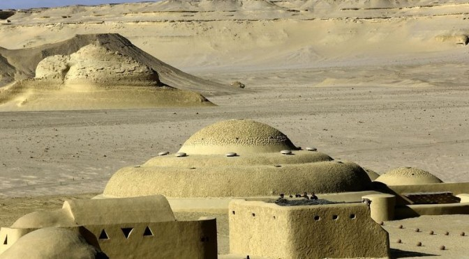 Wadi Hitan Fossil & Climate Change Museum