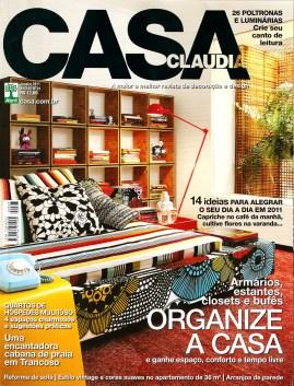 Casa Cláudia Janeiro/2011