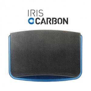 IRIS PLUS CARBON BLUE Σειρήνα LED 1
