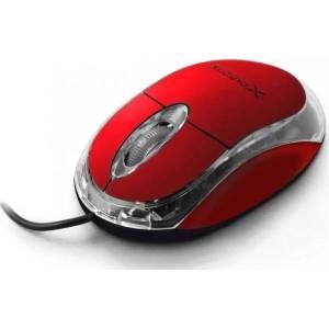 ποντικι esperanza x extreme xm102r red 1