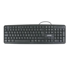 nod keyboard 004 usb ps2 ενσυρματο πληκτρολογιο 1