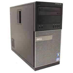 REF DELL 790 TOWER i5 2400 4GB DDR3 250GB DVD W7