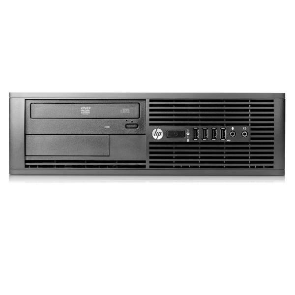 REF HP 4000 PRO SFF C2D E7500 4GB DDR3 250GB DVD