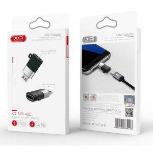 XO NB149C ΑΝΤΑΠΤΟΡΑΣ TYPE C TO MICRO USB