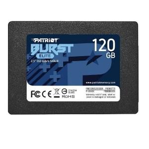 PATRIOT PE0775 BURST ELITE 120GB 2.5 SATA3