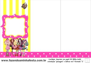 Molde Ever After High