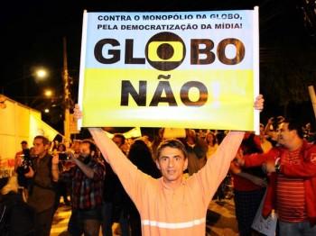 Movimento luta pela democratização da mídia. Foto: Facebook.