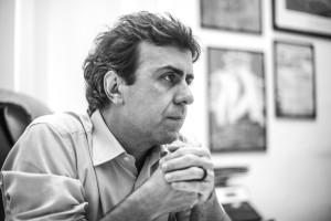 """""""Não houve disputa no meio evangélico por uma pauta progressista"""". avaliou criticamente. Foto: Marcelo Santos Braga."""