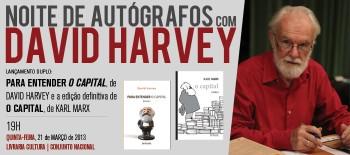 harvey autografos