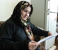 Ranna Tareen afirma que sofre pressão para largar seu emprego quase todos os dias. Foto: Masoomi/IRIN.