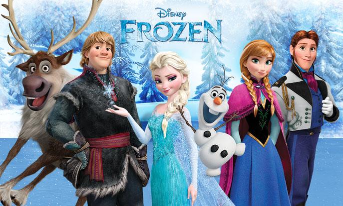 Frozen-Aventuras-Congelantes Frozen