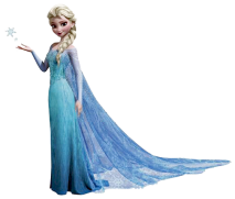 Elsa-Frosen-sem-fundo-02 Personagens Frozen