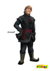 Kristoff-Frozen Personagens Frozen