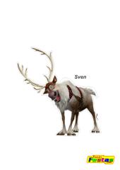 Sven-Frozen Frozen