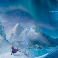 Wallpapers-frozen-01 Papel de Parede Frozen