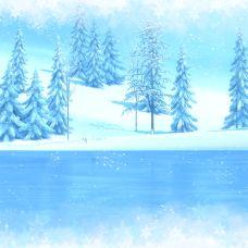 background-frozen-01 Texturas Frozen