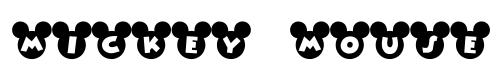 tipografia-Font-Mickey-2 Fonts do Mickey Mouse