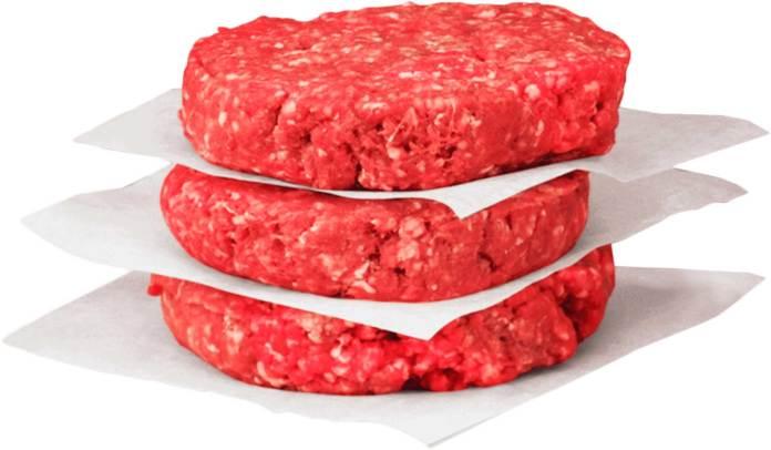 HAMBURGUER-caseiro Receita de carne de hambúrguer caseiro
