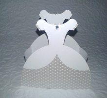 Lembrancinha-Vestido-caixinha-princesa-festas-04-1 Moldes de Caixinhas Vestido - Princesas, Fadas, Noivas e Debutantes