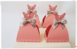 Lembrancinha-Vestido-simples-caixa-para-festa-08 Moldes de Caixinhas Vestido - Princesas, Fadas, Noivas e Debutantes
