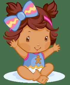 biscoitinhomoranguinho-baby-strawberry-shortcake Imagens da Moranguinho Baby