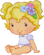 gotinha-de-lim%C3%A3o-moranguinho-baby-strawberry-shortcake Imagens da Moranguinho Baby