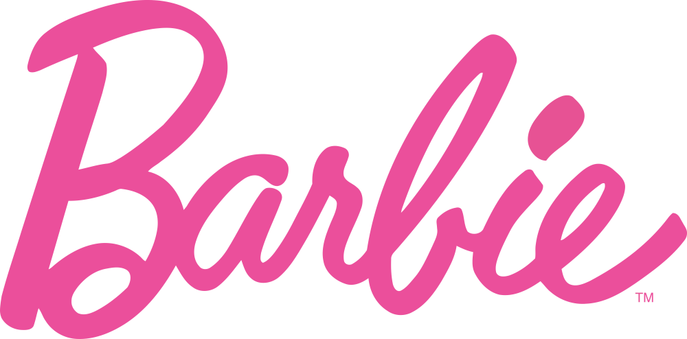 Barbie-Logo-Fundo-Claro-02 Logo - Barbie