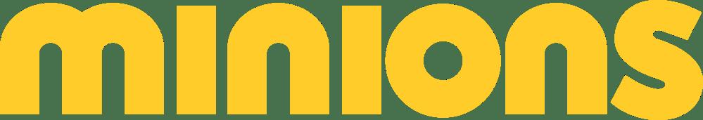 Minions-Logo-2D Font dos Minions