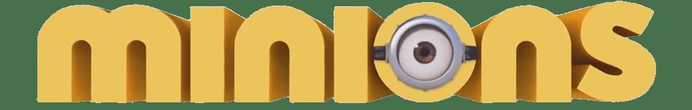 Minions-Logo-3D-2 Logo - Minions