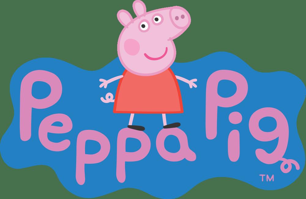 Peppa-Pig-Logo-Fundo-Fundo-Claro-01 Font - Peppa Pig