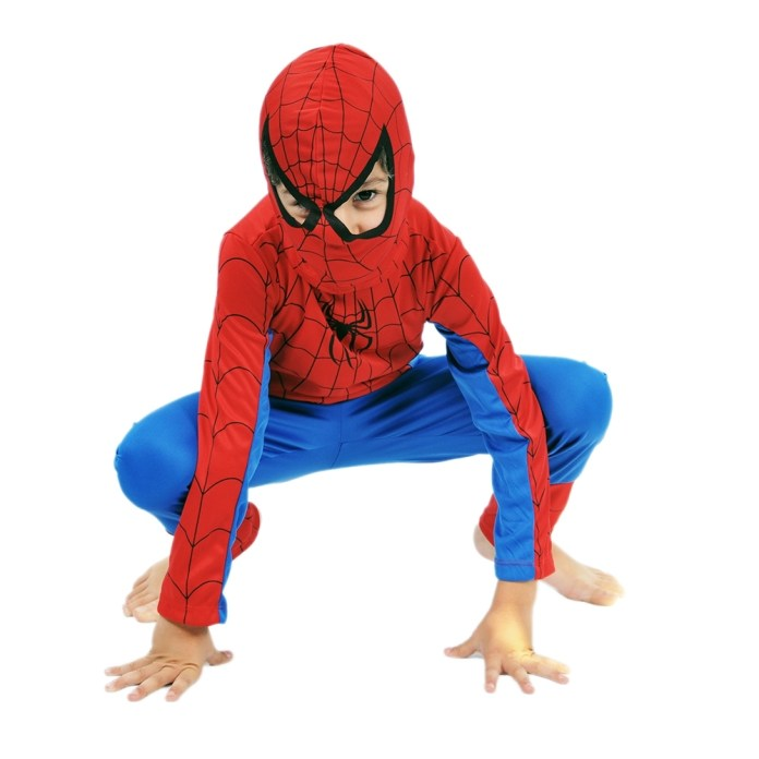 fantasia-homem-aranha-infantil-fantasia Homem Aranha Festa infantil